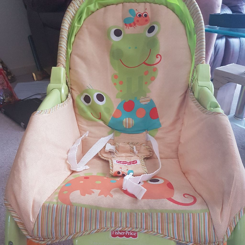 Baby and toddler rocker