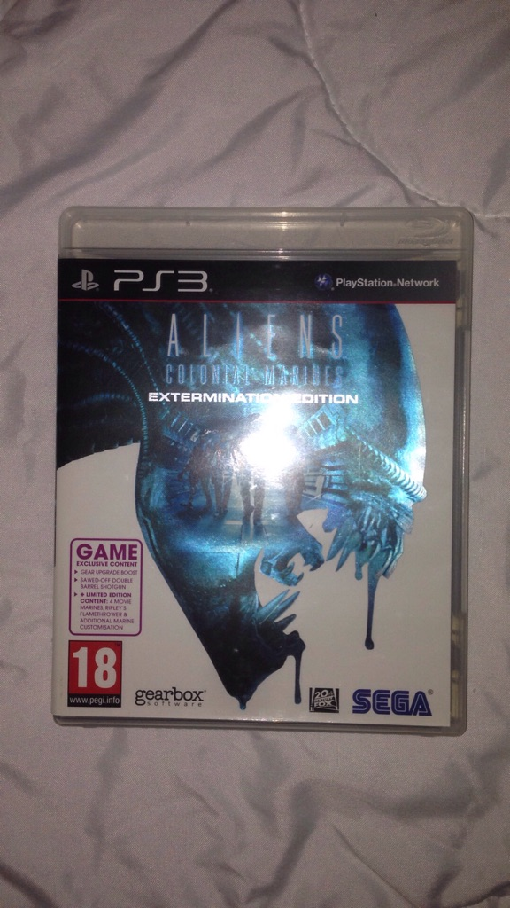 Aliens: Colonial Marines (Extermination Edition) [PAL]
