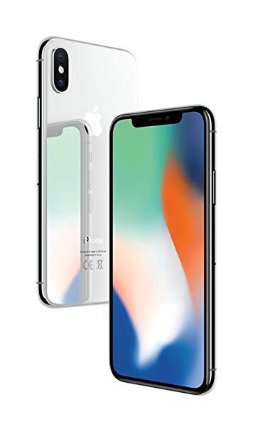 iPhone X NEW 64GB silver