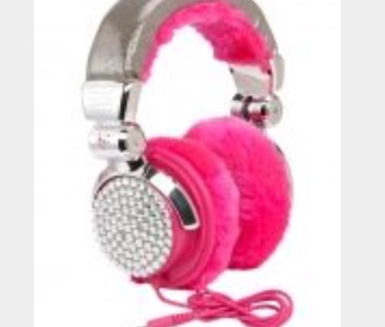 Justice headphones