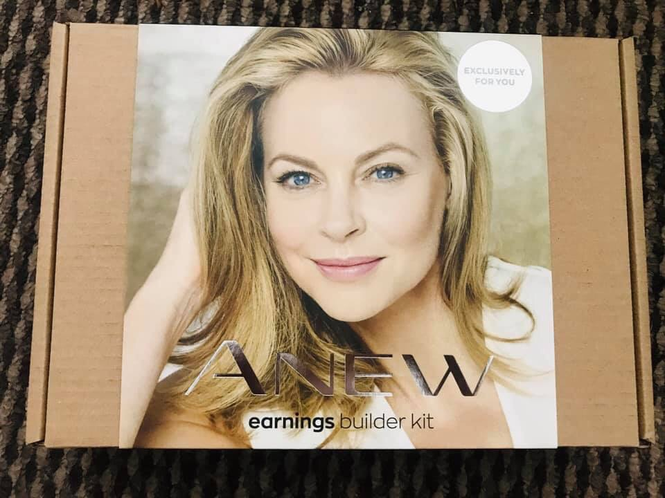 Anew skin care rrp £80