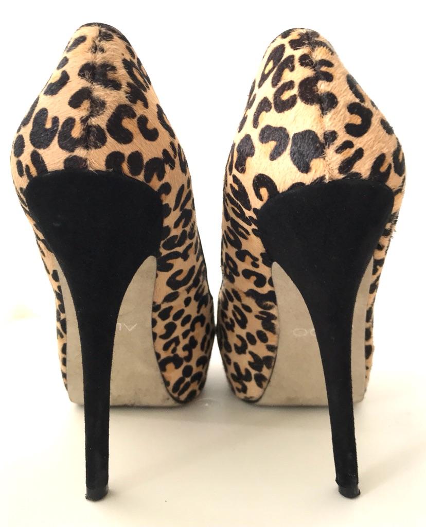 Platform Peep Toe Shoe (ALDO)