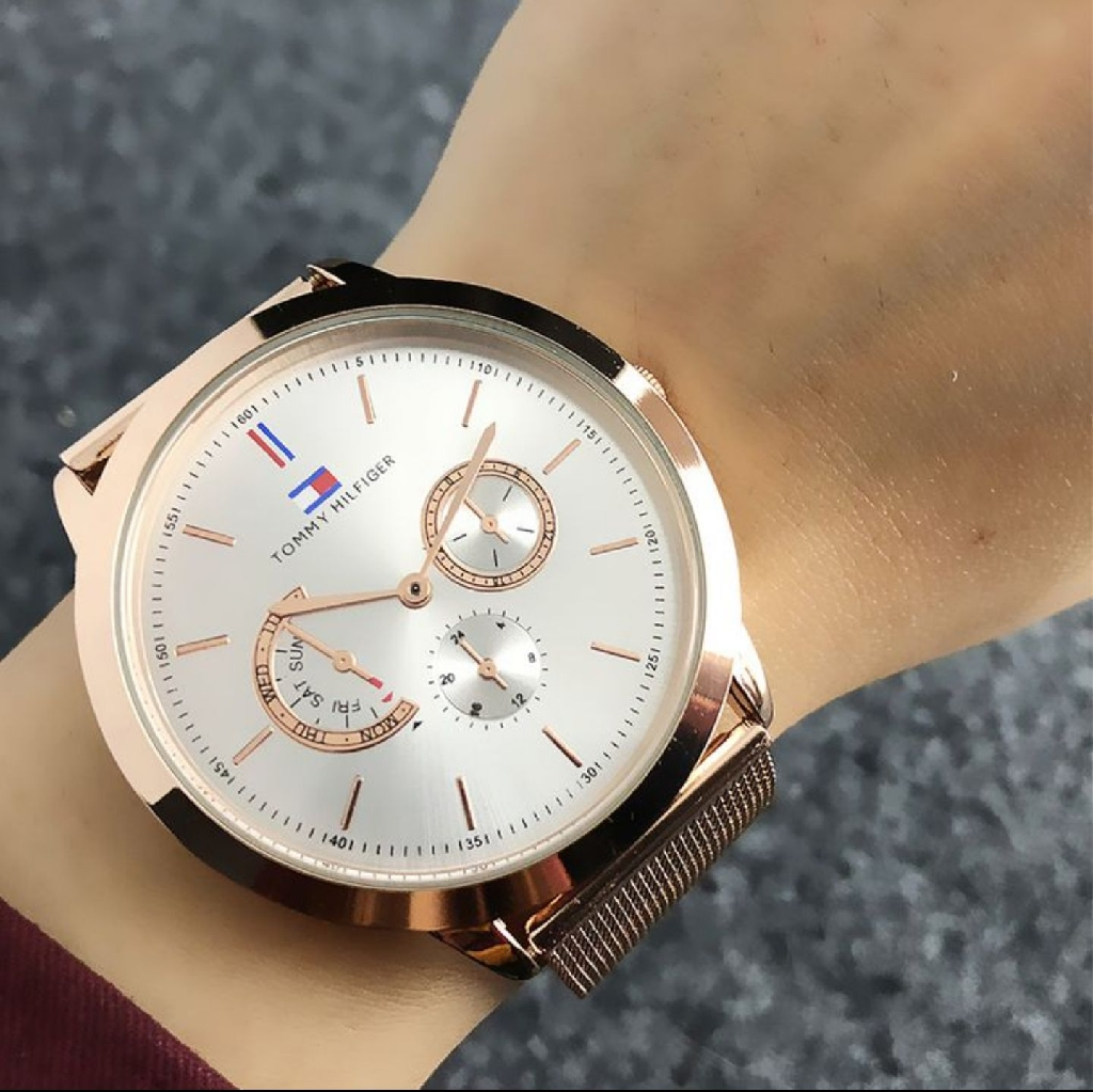 Rose gold Watch Unisex