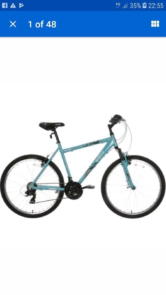 Apollo entice 2017 ladies mountain bike.