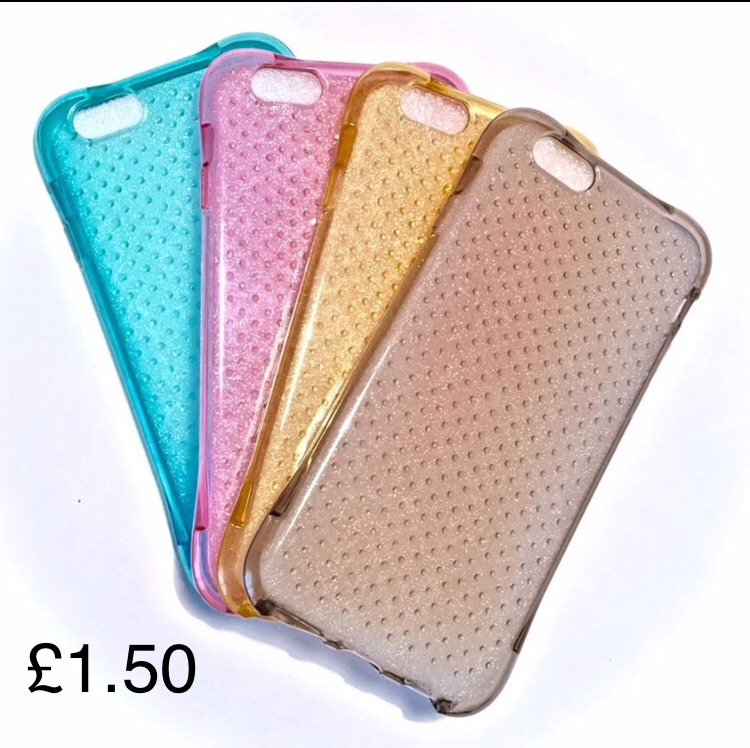 iPhone 6 gel case 2 for £1.50