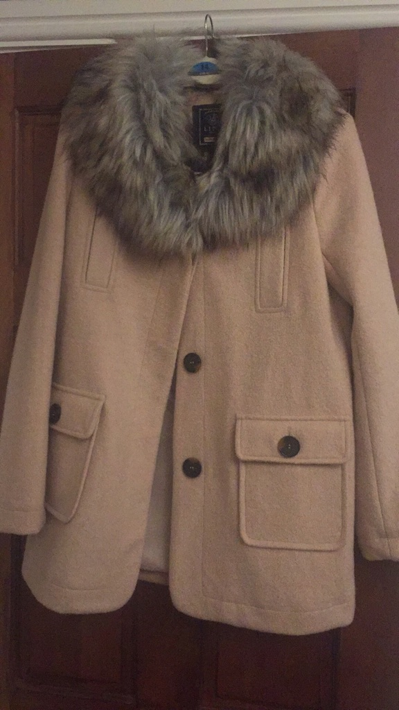 Size 10 Lipsy London coat
