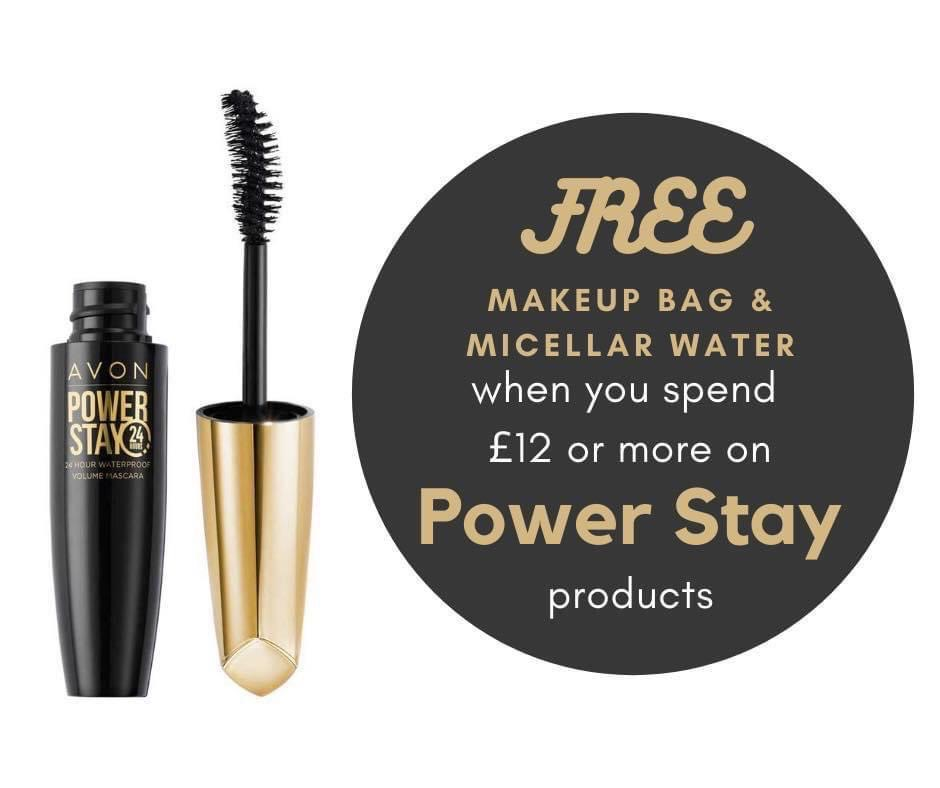 PowerStay Collection from Avon