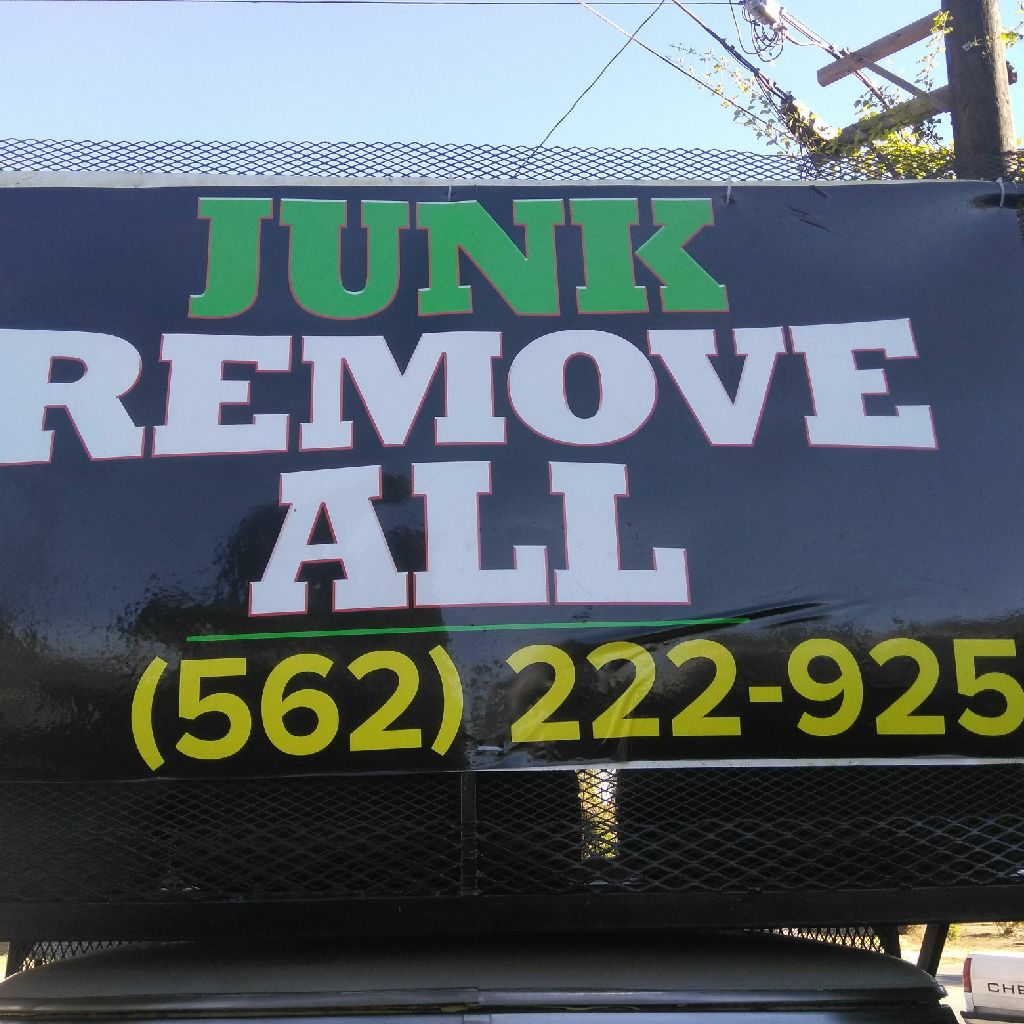 Junk removal guy
