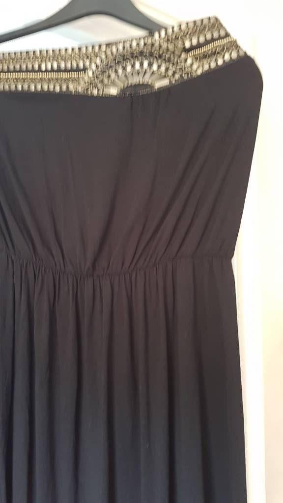 Off shoulder next maxi dress size 16