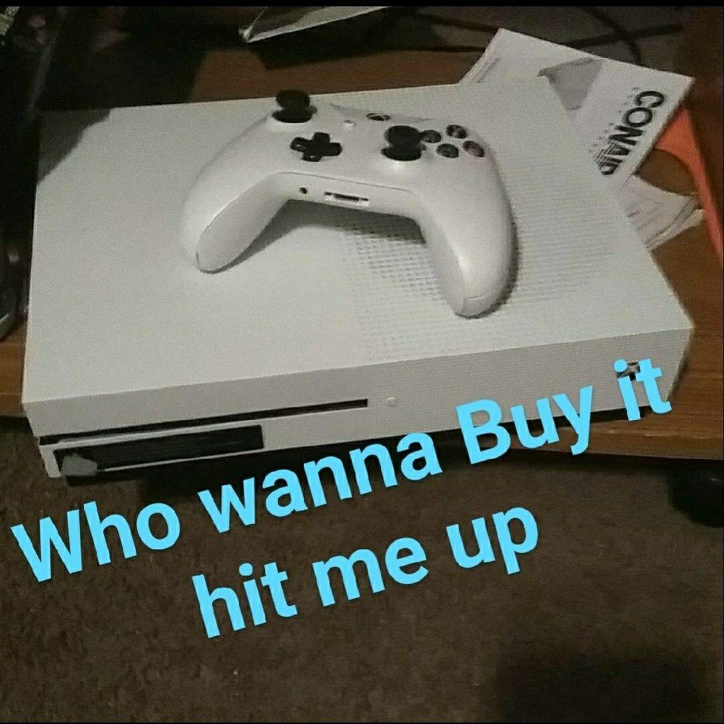Xbox One S no Trades