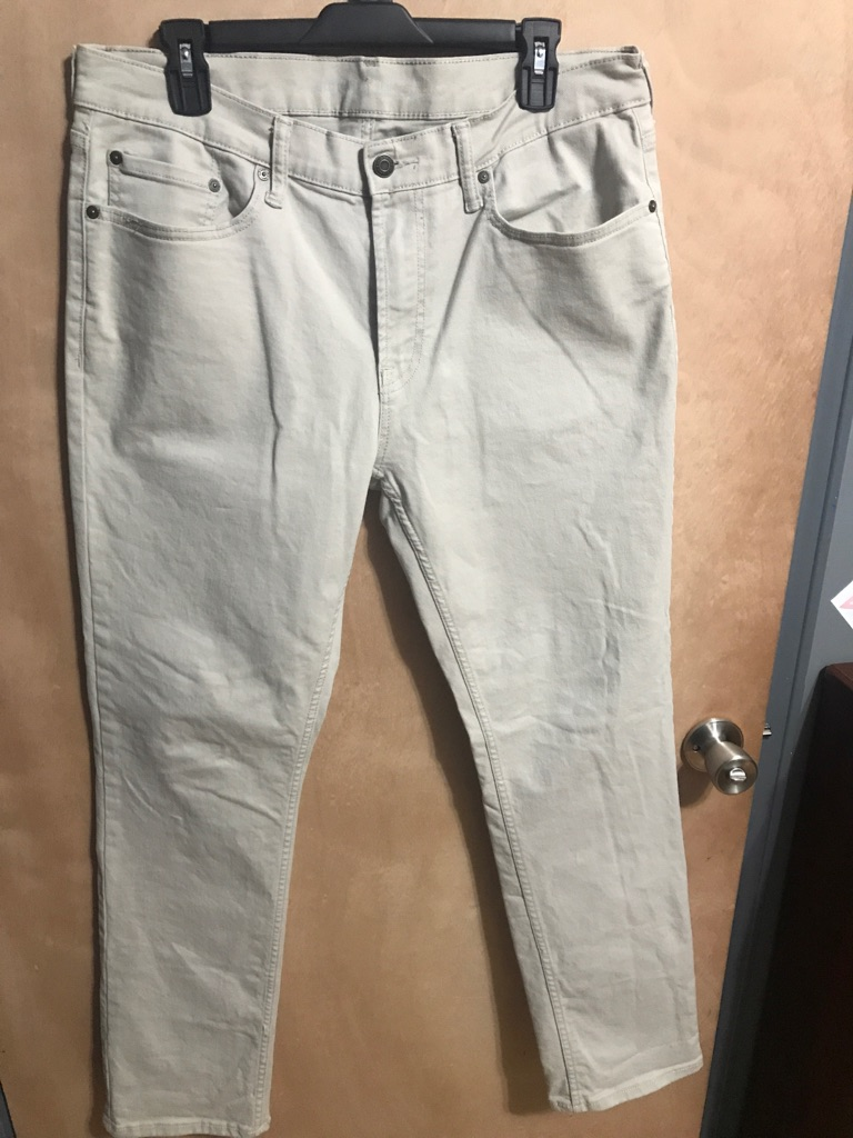Slim fit old navy jeans