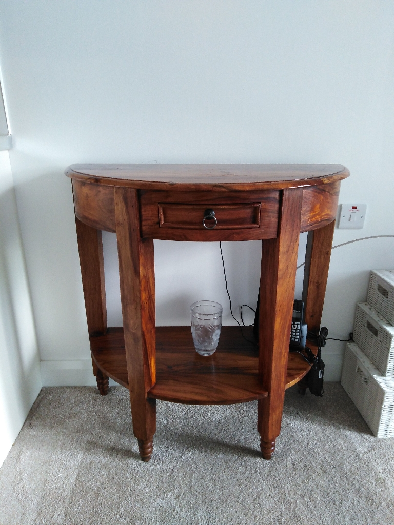 Hall table/Lamp table