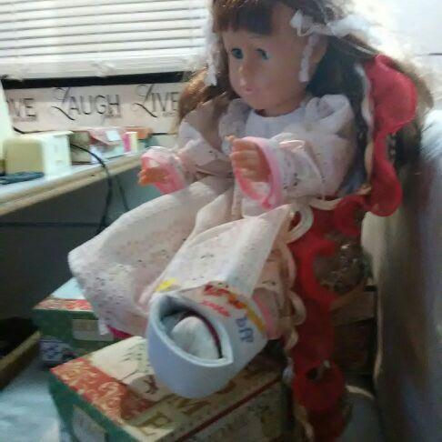 Annie play doll