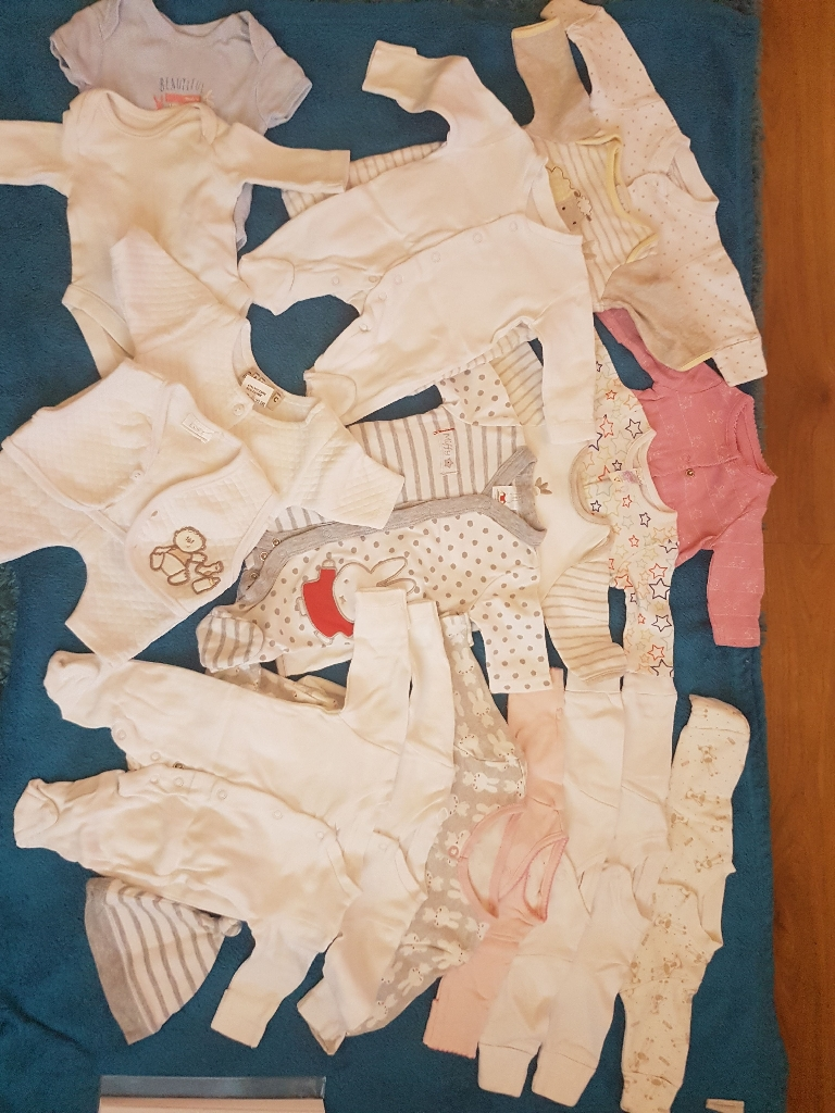 Premature/ small and tiny baby clothes