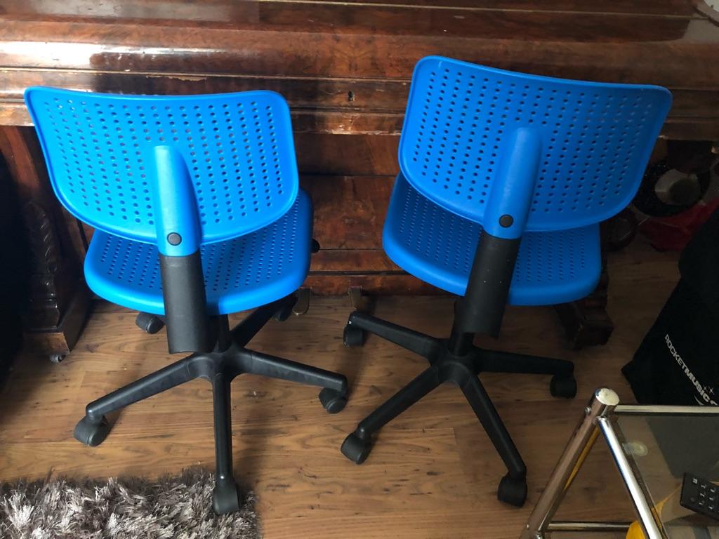 Blue IKEAChair