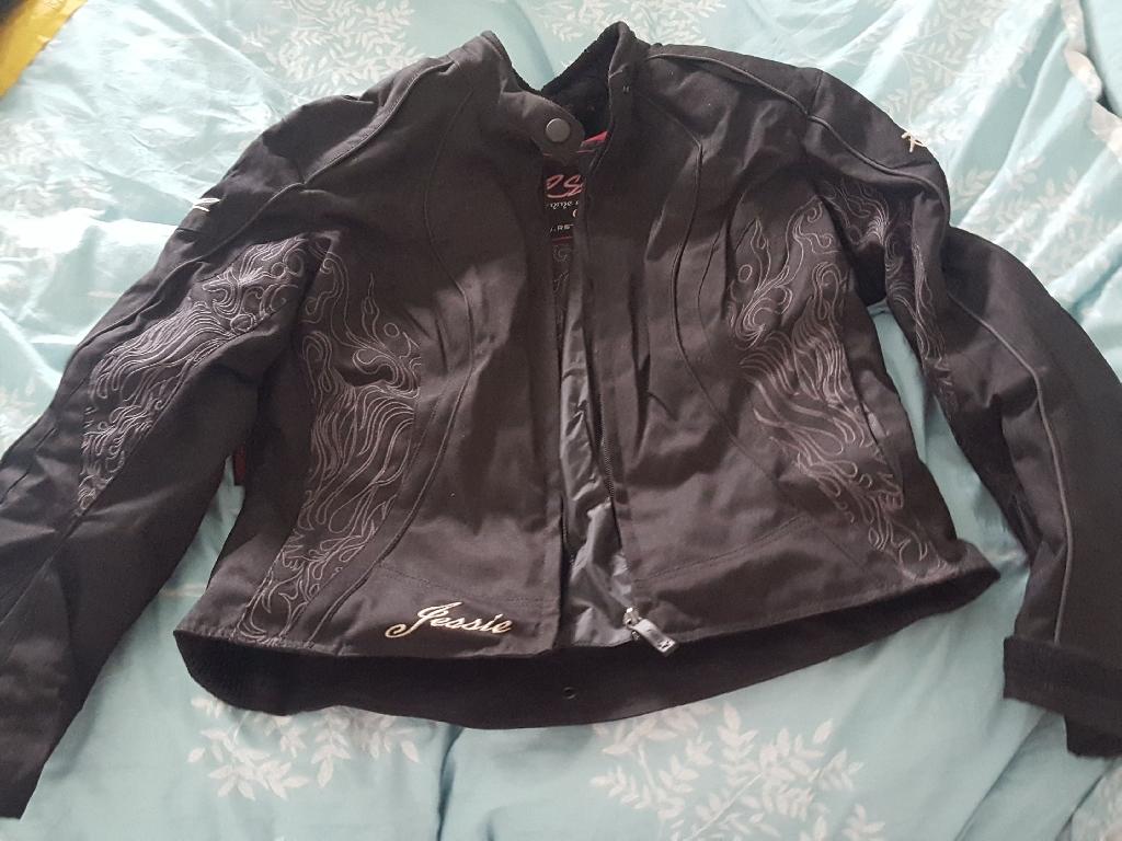 RST Jessie Ladies Motorbike Jacket