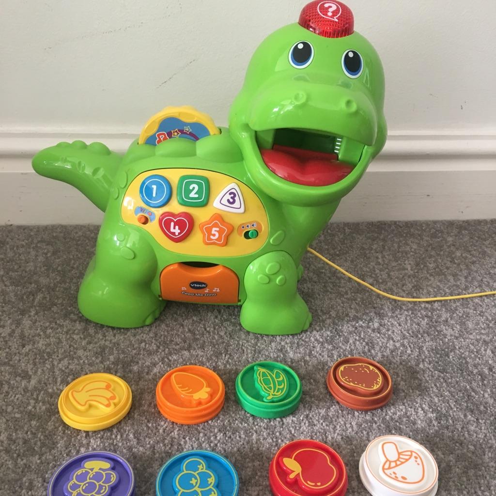 Vetch feed me Dinosaur