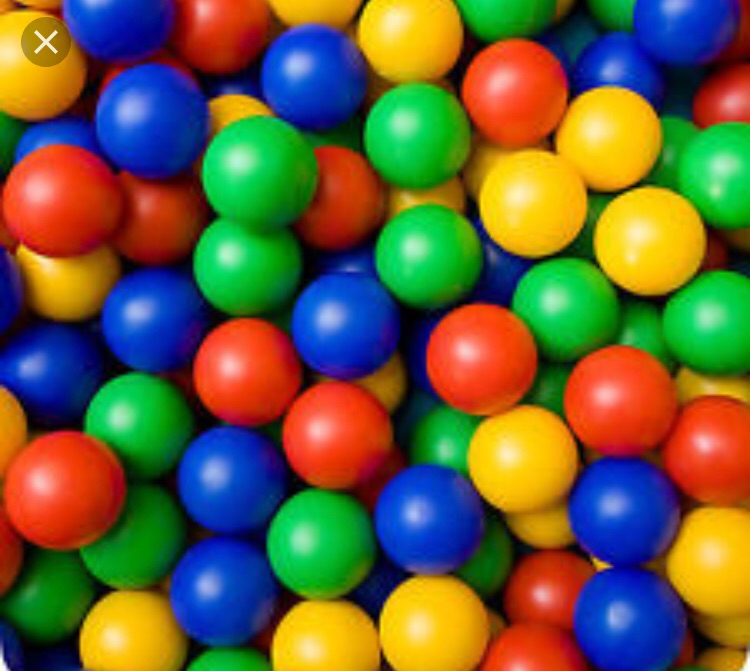 WANTED- BALL PIT BALLS *QUICK SALE*
