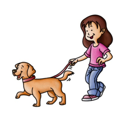 Dog walker in Hackney and North London