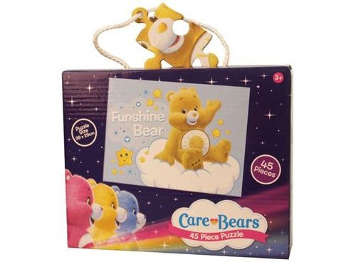 45pce Care Bears puzzle