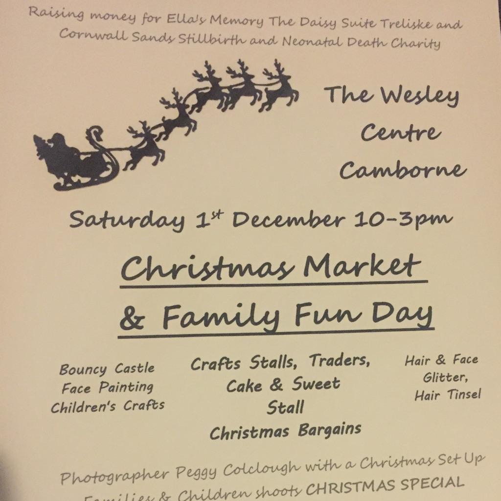 Christmas Market & Family Fun Day
