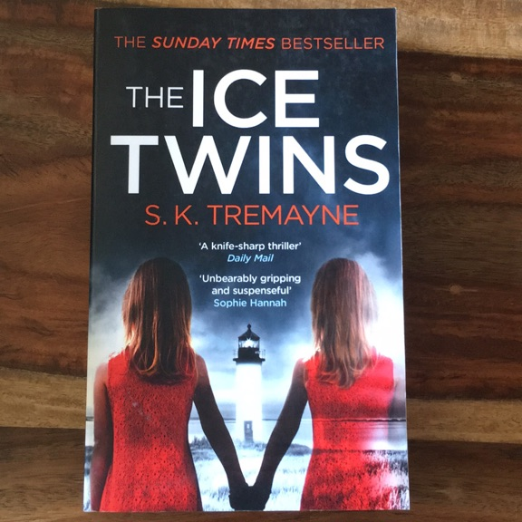 The Ice Twins - S.K Tremayne