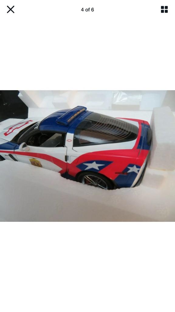 Franklin mint 2006 Chevrolet Corvette