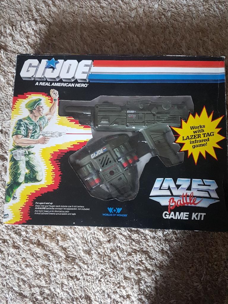 Gijoe later battle kit