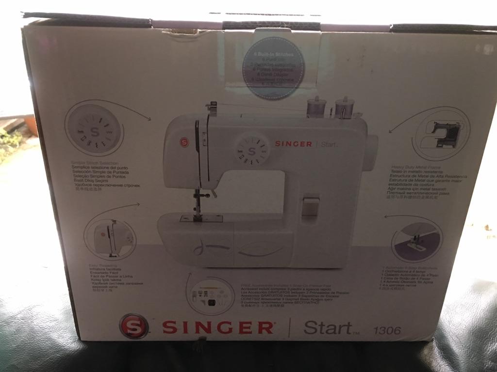 Singer 1306 sewing machine *new*