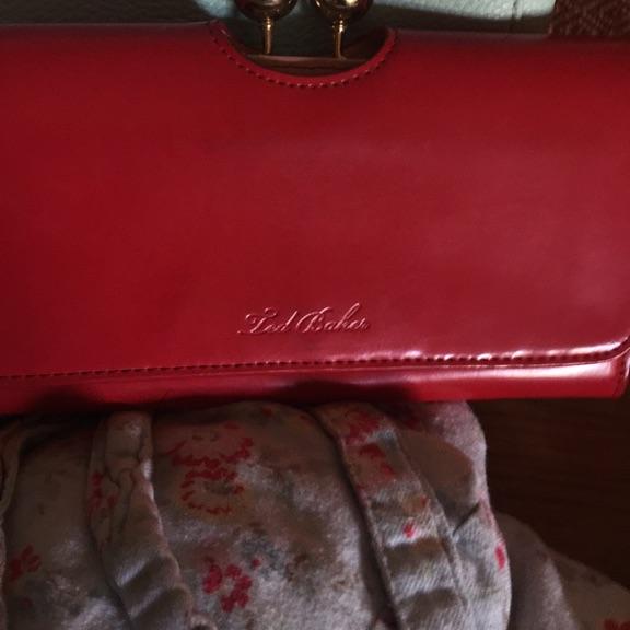 Ted Baker Baker purse
