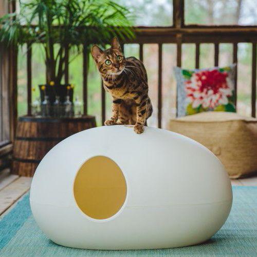 Designer Cat Litter Box RRP £65 poopopeedo