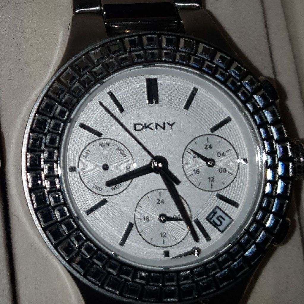 Dkny women watch and Michael kors rose gold