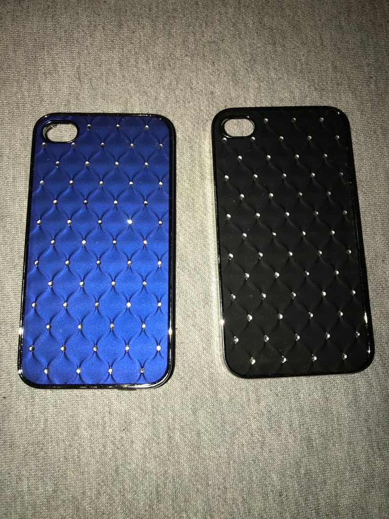 iPhone 4 and 4s. New phone cases 5 pieces all original and brand new