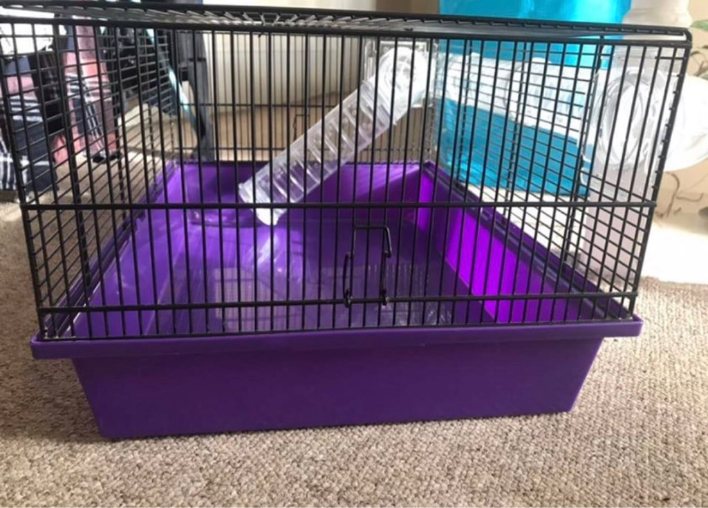 Pets at home medium wire hamster cage