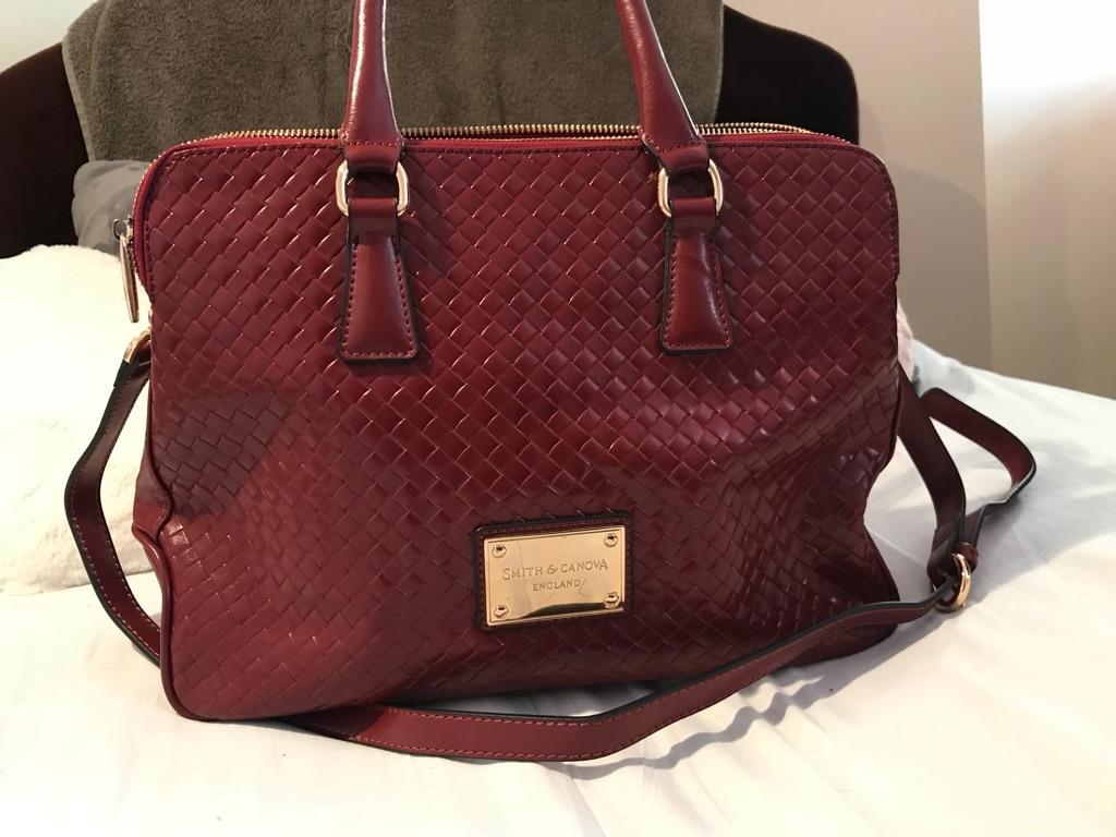 Smith&canova excellent quality ladies handbag