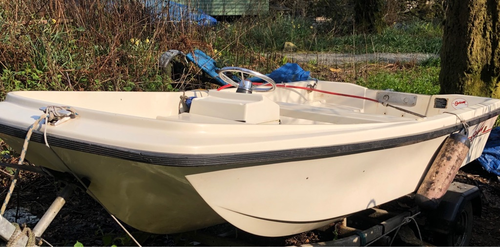 Orkney dory 315 boat
