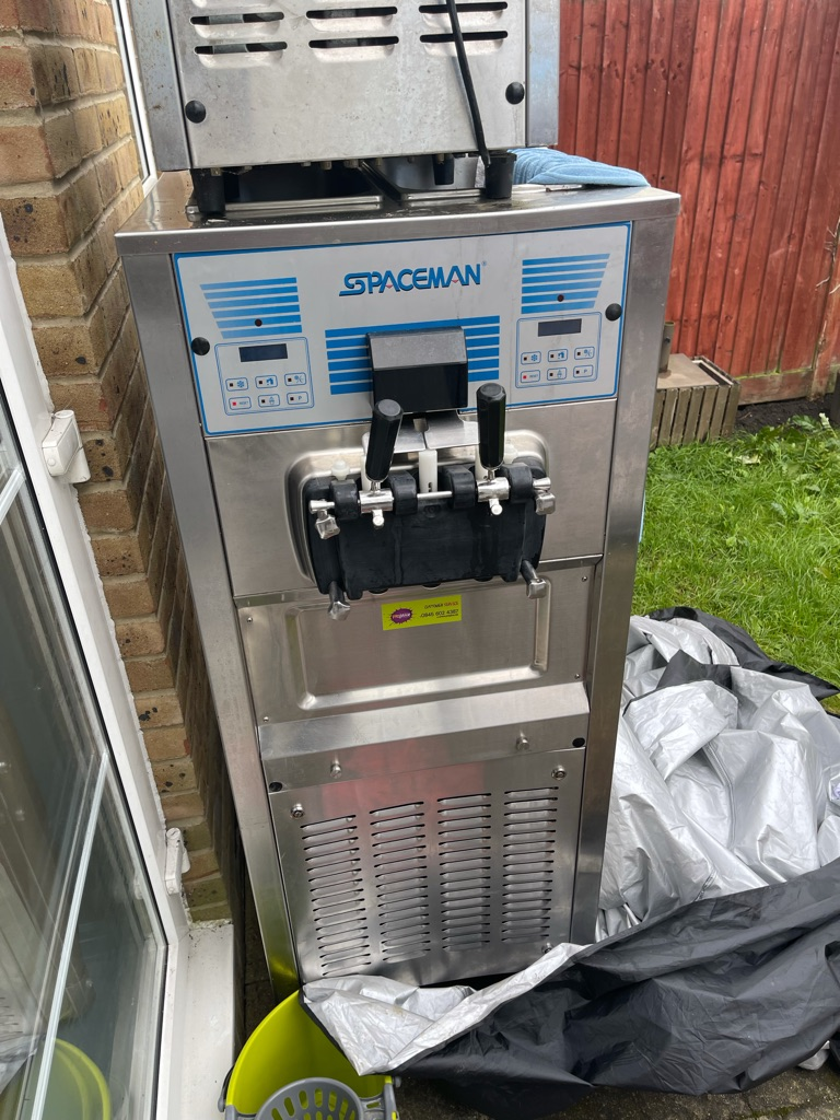 Ice Cream Machine Spaceman 6378