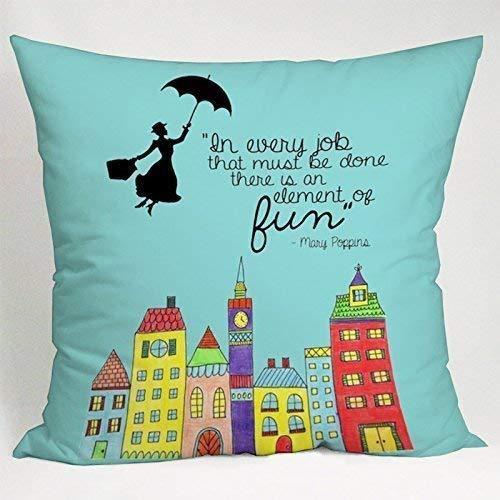 Mary poppins cushion