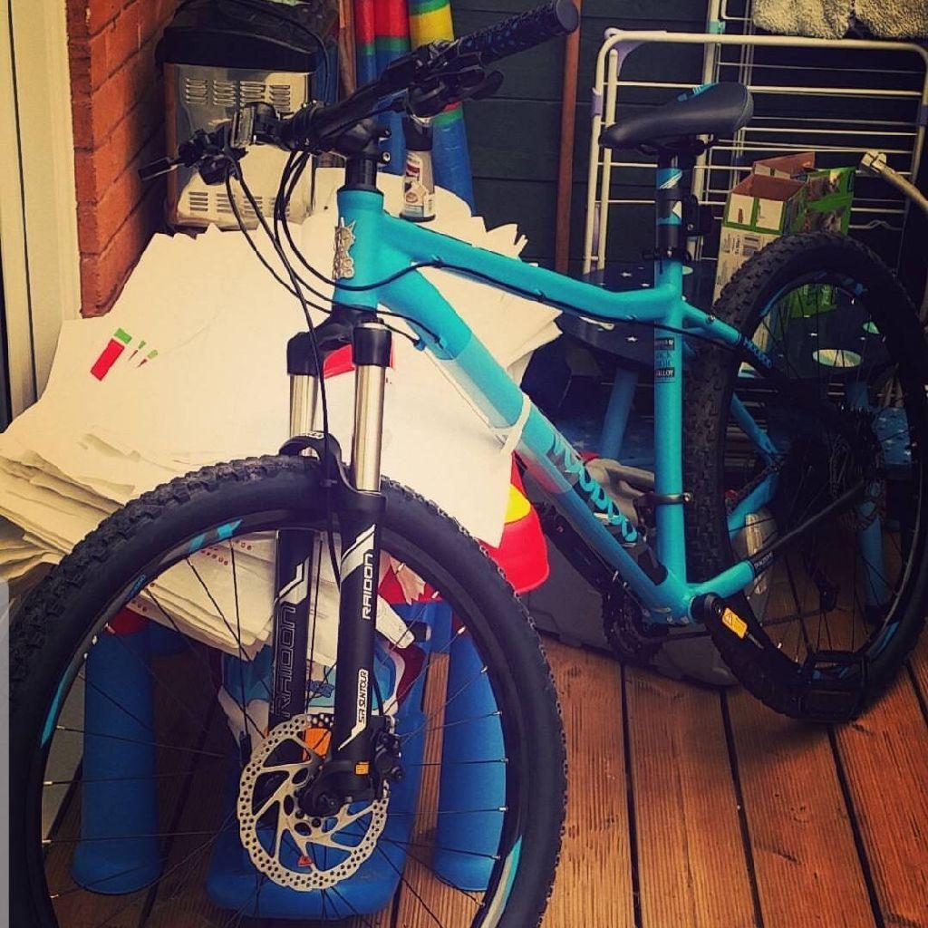 "Voodoo mountain bike 18"""