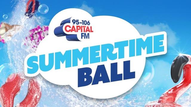 Capital Summertime Ball Ticket