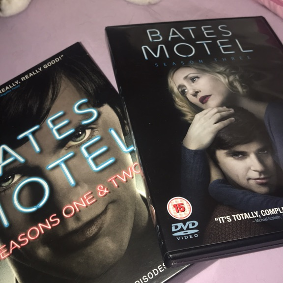 Bates Motel box set
