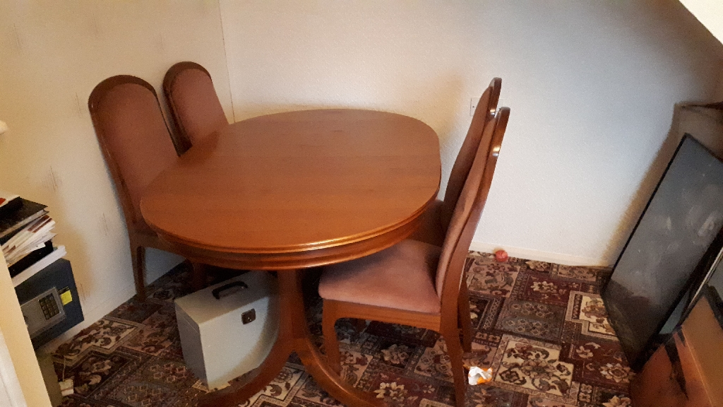 Gplan style table