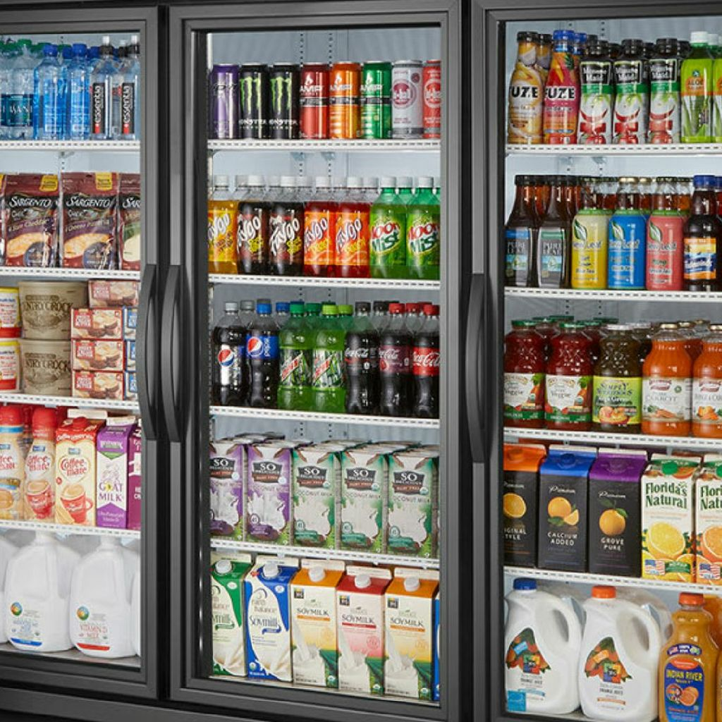 Commercial refrigeration coolers repairs