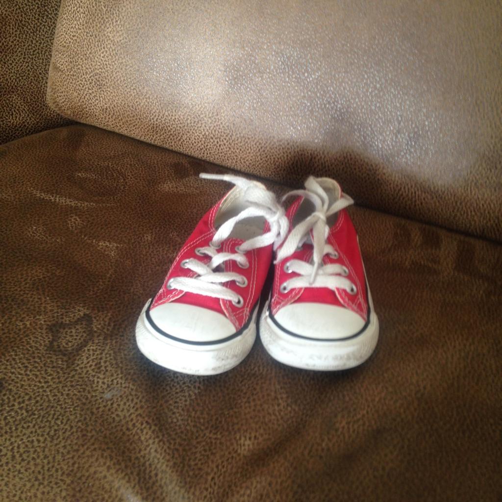 Converse infant 6