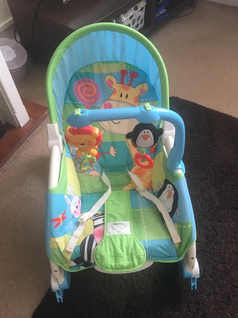 Fisher price rocker chair