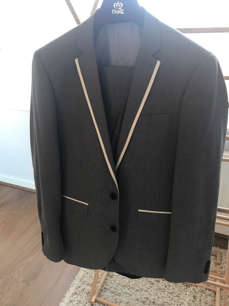 Men's Next 3 piece suit