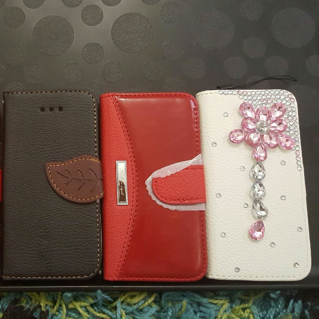 Iphone 5/5S/5C  leather case