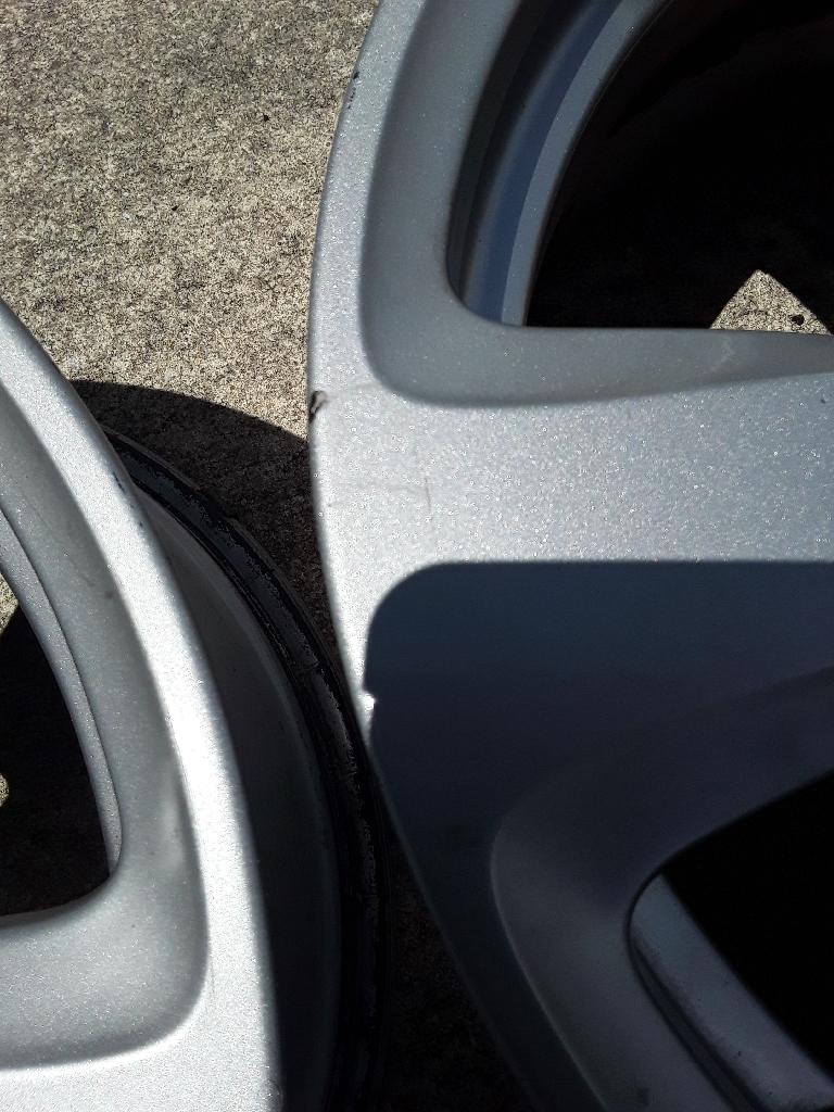 """BMW 17"""" stock OEM wheel rims 2004-2010"""