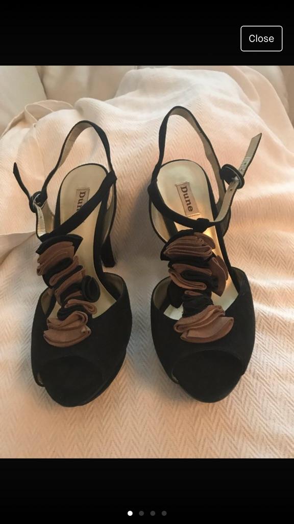 Ladies Dune shoes Size 8