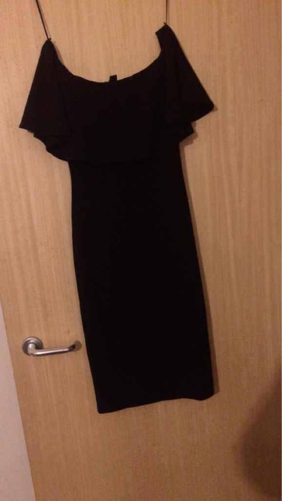 New Look black dress